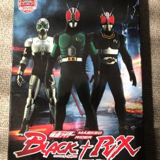 仮面ライダーBLACK&RX 海外版DVD(TVドラマ)