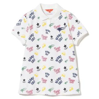 ビームス(BEAMS)の再販品[渋野日向子]全英オープン優勝記念モデル ポロシャツ サイズS(ポロシャツ)