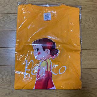 フジヤ(不二家)のペコちゃんTシャツ サイズM(Tシャツ(半袖/袖なし))
