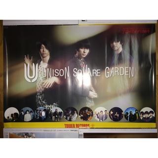UNISON SQUARE GARDEN - UNISON SQUARE GARDEN ポスター A2サイズ