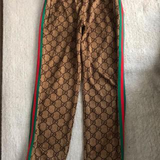 Gucci - GUCCI グッチ ジョギングパンツ
