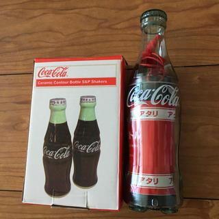コカ・コーラ - コカ・コーラ Coca-Cola  新品未使用 調味料入れ スピーカーマイク