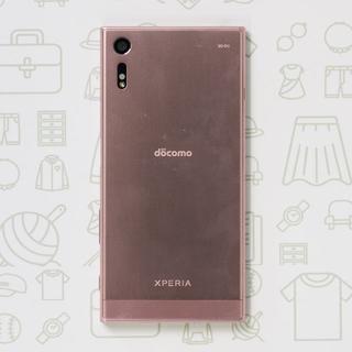 エクスペリア(Xperia)の【A】XperiaXz/SO-01J/32/SIMフリー(スマートフォン本体)