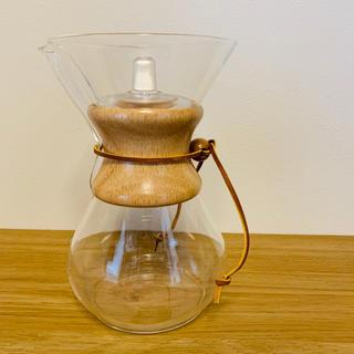 ケメックス コーヒーメーカー 蓋付き(コーヒーメーカー)