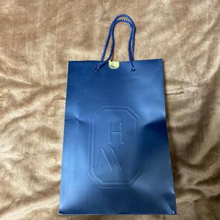 ハリーウィンストン(HARRY WINSTON)のハリーウィンストン ショップ袋 ショップバッグ(ショップ袋)