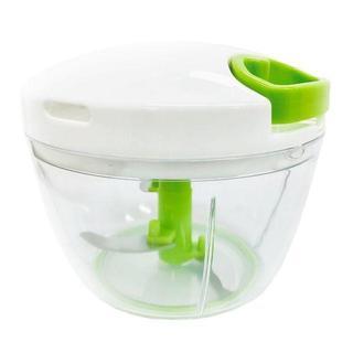 みじん切り器 ふたも洗える ぶんぶんチョッパー 極 大きめ640ml 正規品レシ(鍋/フライパン)