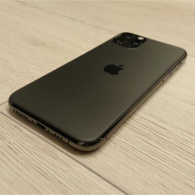 iPhone - iPhone 11 Pro 64gb 極美品 SIMフリーの通販 by シャル's shop|アイフォーンならラクマ