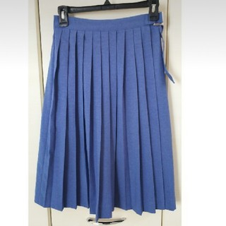 エル(ELLE)の【ELLE】プリーツスカート ラップスカート(ひざ丈スカート)