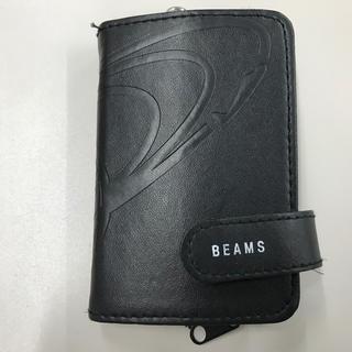 ビームス(BEAMS)のBEAMS キーチェーン付き小銭入れとノートのセット(コインケース/小銭入れ)