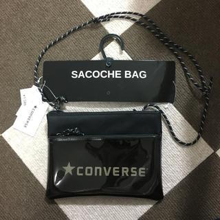 コンバース(CONVERSE)の新品未使用 コンバース サコッシュバッグ(ショルダーバッグ)