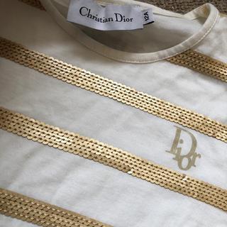 クリスチャンディオール(Christian Dior)のディオール  Tシャツ  12A(Tシャツ(半袖/袖なし))
