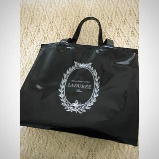 ラデュレ(LADUREE)のLADUREE 保冷バッグ Lサイズ 美品(弁当用品)