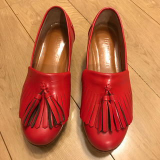 オープニングセレモニー(OPENING CEREMONY)のReike Nen プラットソール タッセルローファー オープニングセレモニー(ローファー/革靴)