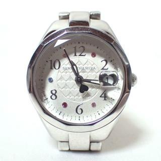 サマンサシルヴァ(Samantha Silva)のAA137 サマンサシルヴァ NEW LOVE DATE 時計 腕時計(腕時計)