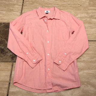 OLD NAVY シャツ 160