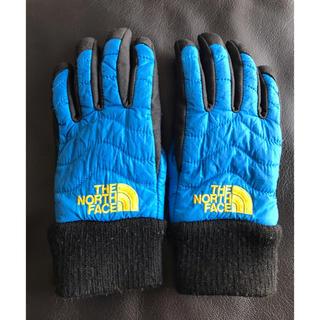 ザノースフェイス(THE NORTH FACE)のTHE NORTH FACE kids グローブ サイズS(手袋)