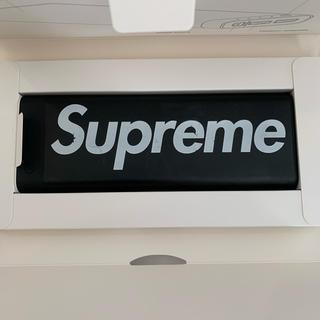 シュプリーム(Supreme)のシュプリーム モバイルバッテリー黒(バッテリー/充電器)