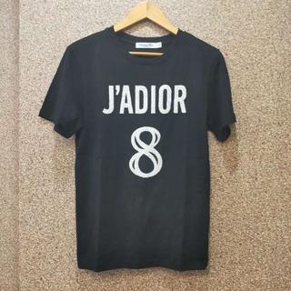 """クリスチャンディオール(Christian Dior)の人気!☆Dior☆""""J'ADIOR 8"""" コットンリネン*Tシャツ(Tシャツ(半袖/袖なし))"""