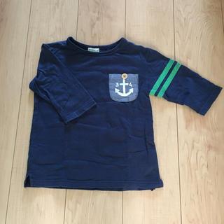 サンカンシオン(3can4on)の3can4on  七分袖ロンT 120(Tシャツ/カットソー)