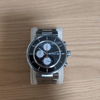 イッセイミヤケ(ISSEY MIYAKE)のイッセイミヤケ W SILAY001 クロノグラフ腕時計(腕時計(アナログ))