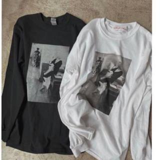 アメリヴィンテージ(Ameri VINTAGE)のameri vintage RELAX MARILYN MONROE TOP M(Tシャツ(長袖/七分))