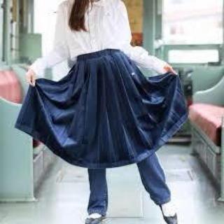 ケイスケカンダ(keisuke kanda)のケイスケカンダ つぎはぎスカート(ひざ丈スカート)
