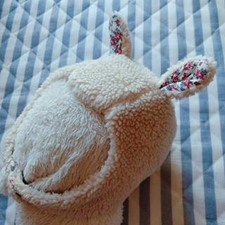 ベビーギャップ(babyGAP)のBabyGAP うさぎ耳帽子(帽子)