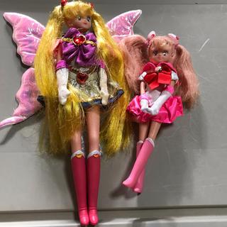 セーラームーン(セーラームーン)のセーラームーン 当時物 人形 (ぬいぐるみ/人形)