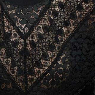 ステラマッカートニー(Stella McCartney)のドゥロワー購入  ステラマッカートニー レース×ベロア美品✨✨✨(トレーナー/スウェット)