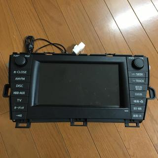 トヨタ(トヨタ)のトヨタ 30プリウス メーカーオプションナビ(カーナビ/カーテレビ)