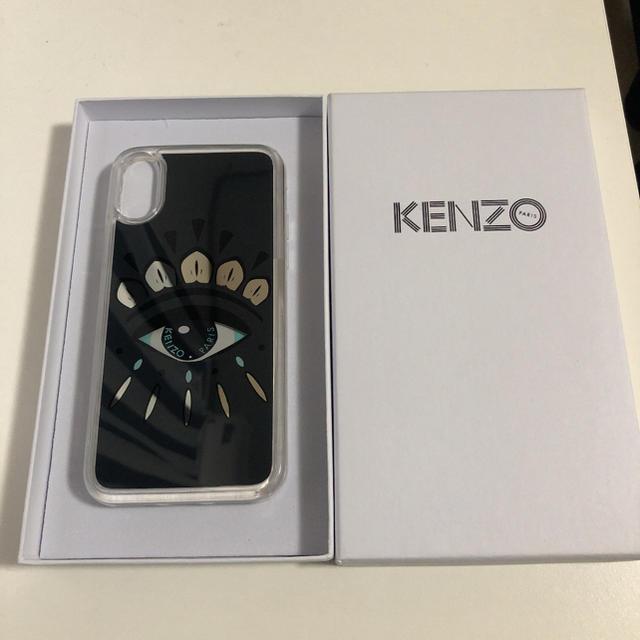 KENZO - ケンゾー KENZO iPhone X/XS ケース Liquid Eyeの通販