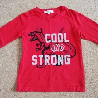 サンカンシオン(3can4on)の110cm Tシャツ 恐竜 サンカンシオン ロンティ (Tシャツ/カットソー)
