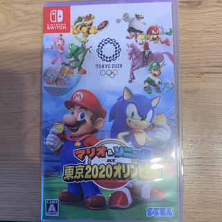 マリオ&ソニック AT 東京2020オリンピックTM Switch(家庭用ゲームソフト)