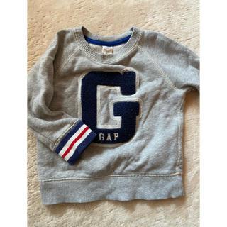 babyGAP - babyGAP 80トレーナー
