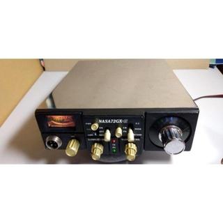 NASA72GX-Ⅱ アマチュア無線機 CB無線機 CBマイク リニアアンプ(アマチュア無線)