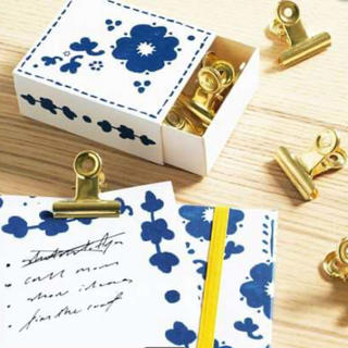 イケア(IKEA)の未開封⭐︎IKEA ゴールドクリップ(その他)