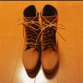ジエンポリアム(THE EMPORIUM)のTHE EMPORIUM ブーツ(ブーツ)