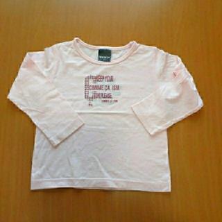 コムサイズム(COMME CA ISM)のCOMME CA ISM 長袖Tシャツ(Tシャツ/カットソー)