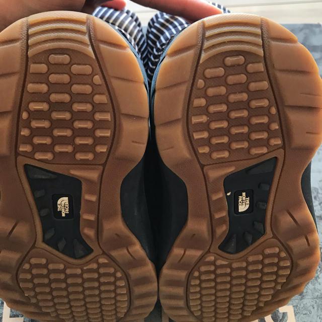 THE NORTH FACE(ザノースフェイス)のノースフェイス 、ブーツ キッズ/ベビー/マタニティのキッズ靴/シューズ(15cm~)(ブーツ)の商品写真