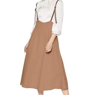 プロポーションボディドレッシング(PROPORTION BODY DRESSING)のバッグリボンジャンパースカート (その他)