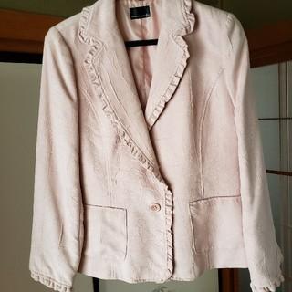しまむら - 春用のピンクのジャケット