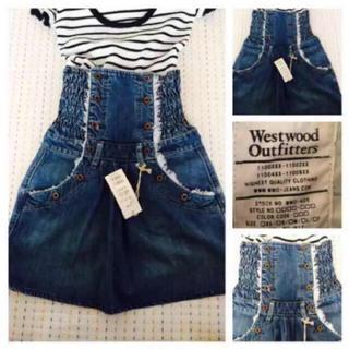 ウエストウッドアウトフィッターズ(Westwood Outfitters)のwestwood outfitters (ひざ丈スカート)