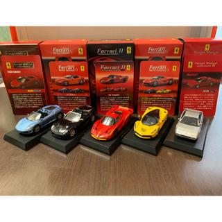 Ferrari - 1/64 京商 フェラーリ ミニカーコレクション