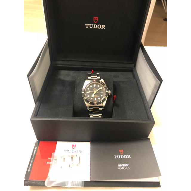 Tudor - TUDOR チューダー 79030N ブラックベイ フィフティーエイトの通販