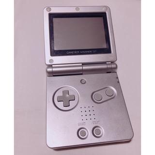 ゲームボーイアドバンス(ゲームボーイアドバンス)のゲームボーイアドバイスsp 本体(携帯用ゲーム機本体)