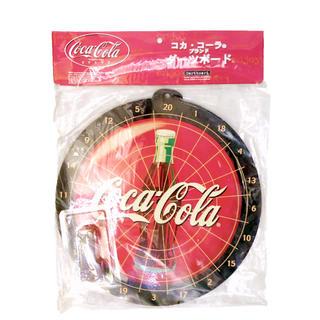 コカコーラ(コカ・コーラ)のコカ コーラ マグネットダーツボード(ダーツ)