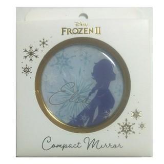 アナトユキノジョオウ(アナと雪の女王)のコンパクトミラー《FROZEN  Ⅱ》(ミラー)