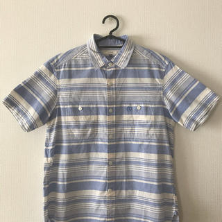 エーグル(AIGLE)のAIGLE メンズ 半袖シャツ(シャツ)
