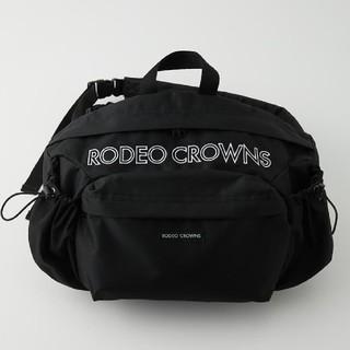 ロデオクラウンズワイドボウル(RODEO CROWNS WIDE BOWL)の新品未使用ブラック     ※折り畳み圧縮梱包します。あらかじめ御了承ください。(その他)