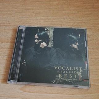 ユニバーサルエンターテインメント(UNIVERSAL ENTERTAINMENT)のCD   徳永英明 VOCALIST & BALLADE  BEST(ポップス/ロック(邦楽))